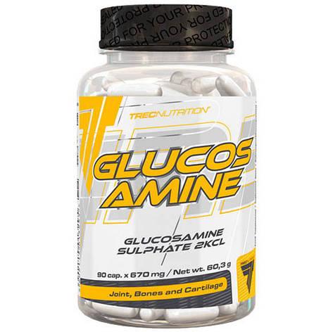 Glucosamine Trec Nutrition (90 капс.), фото 2