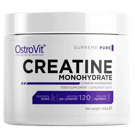 CREATINE Monohydrate Pure OstroVit (300 гр.), фото 2