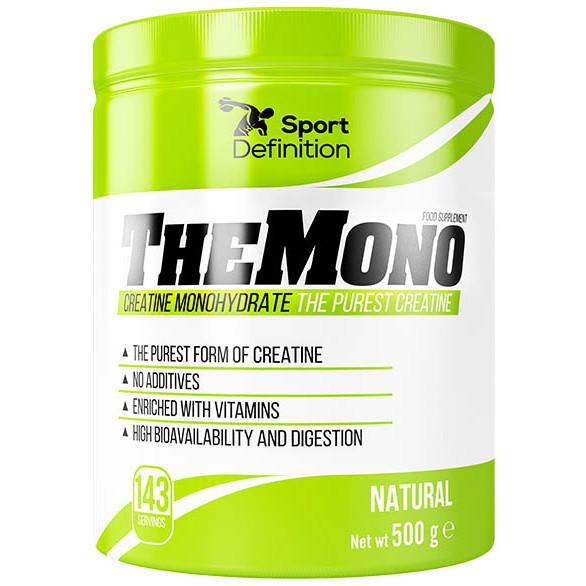 TheMono Creatine Monohydrate Sport Definition (500 гр.)