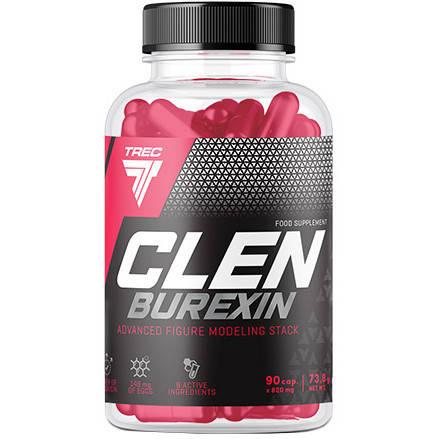 Clen Burexin Trec Nutrition (90 капс.), фото 2