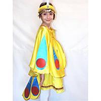 НА ПРОКАТ  Детский маскарадный костюм для девочки Жар-птица, р.116