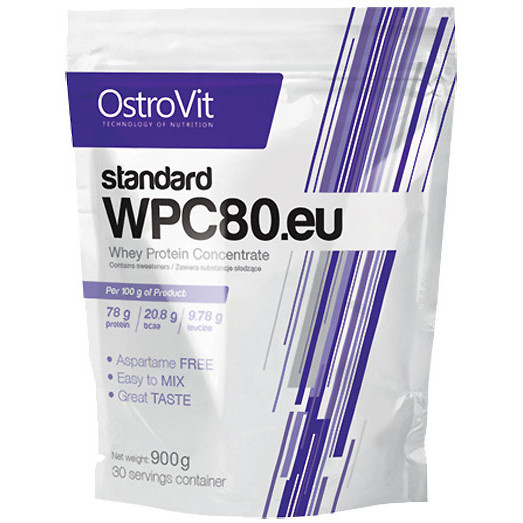 WPC 80 Standard EU OstroVit (900 гр.)