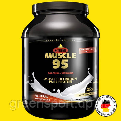 Протеїн Inkospor Muscle 95 (750 г) Без смаку