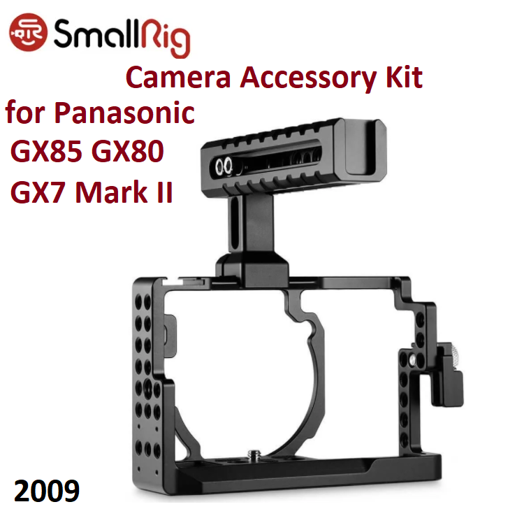 Комплект рига SmallRig Camera Accessory Kit for Panasonic GX85 GX80 GX7 Mark II (2009)