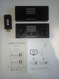 Игровая консоль HDMI Y2 HD приставка с ретро играми Dendy (568 игр)