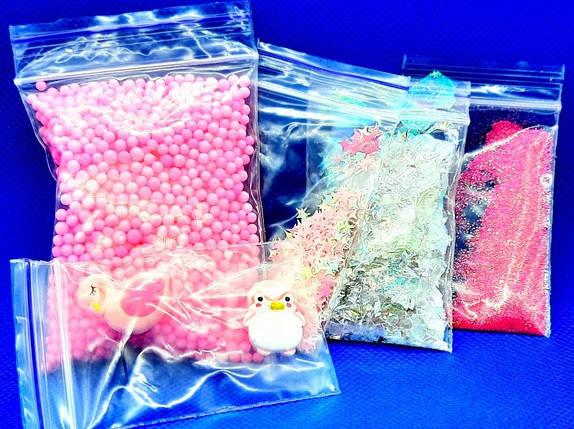 Набор для слаймов «Розовий», фото 2