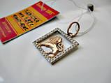 Золотой Кулон знак зодиака ЛЕВ - 1.87 грамма из ЗОЛОТА 585 пробы, фото 5