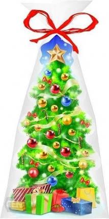 Пряник новорічний шоколадний Gran-Pik Choinka z piernika 100грам Польща, фото 2