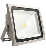Прожектор светодиодный FMI-10W 6500К DELUX, Прожектор Delux FMI LED 10 S LED 10W 220V IP65 1х10W 6500K