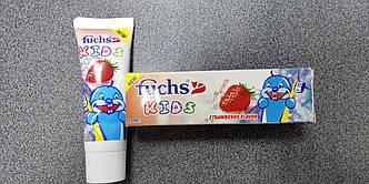 Зубна паста fuchs KIDS Єгипет до 7 років (дитяча зубна паста)