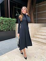 Платье женское мустанг рубчик супер качество, фото 1