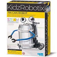 Научный набор 4M Робот-жестянка (00-03270), фото 1