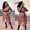Женская кожаная куртка пальто. Цвета!