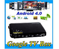 Android 4.0 Cortex A9 HDMI HD 1080P Wifi Internet Smart TV Box Media Play, фото 1