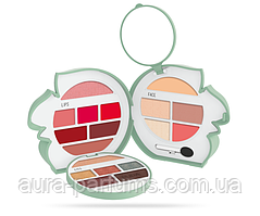 Pupa Палетка для макияжа глаз и губ Squirrel 3