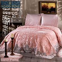 Набор постельного белья с покрывалом Евро Elanor