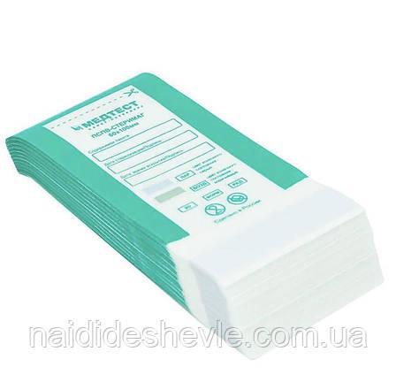 "Крафт пакеты ""Медтест"" для стерилизации, 60х100 мм. (Прозрачный), фото 2"