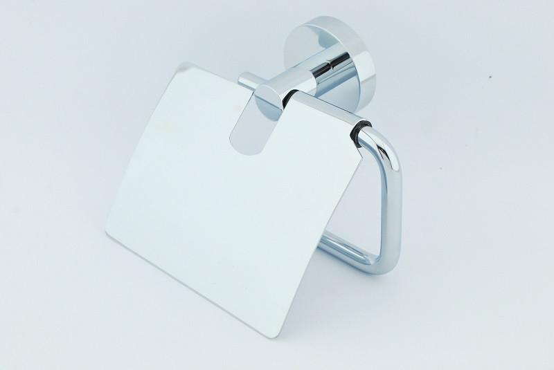 Держатель с крышкой для бумаги Perfect Sanitary Appliances SP 8126 латунный