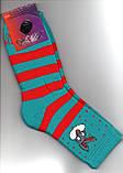 Носки детские - подростковые с махрой ,,Стиль Люкс  размер 16-18, фото 5