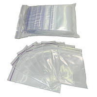 Пакеты с зип-лок застежкой 40 х 60 (мм)