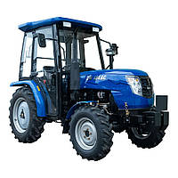 Трактор DW 404AC (4х4, кабина)