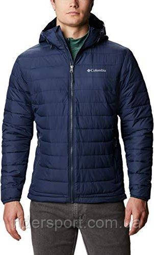 Куртка мужская Columbia Powder Lite Hooded 1693931-465