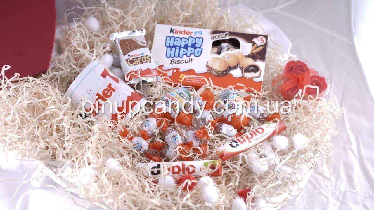 Подарочки с Германии!!! Набор сладостей Kinder.