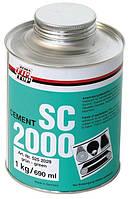 Двухкомпонентный клей TIP TOP SC 2000 для стыковки и ремонта конвейерных лент, гуммирования металлических пове