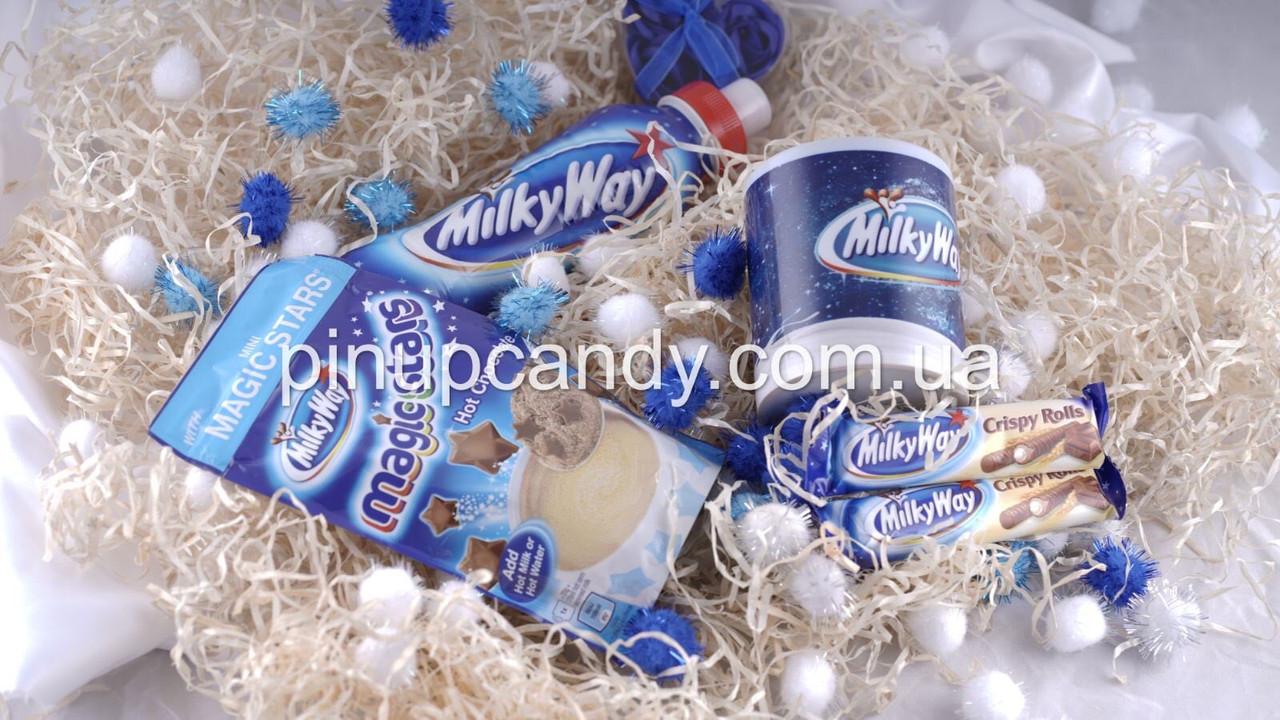 Подарочки с Германии!!! Набор сладостей MilkyWay.