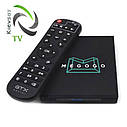 TV BOX Optimum + MEGOGО Кино и ТВ    подписка 6 месяцев, фото 2