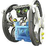 Робот конструктор Solar Robot 14 в 1 на солнечной батарее, интерактивный набор для детей, фото 9