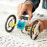 Робот конструктор Solar Robot 14 в 1 на солнечной батарее, интерактивный набор для детей, фото 7