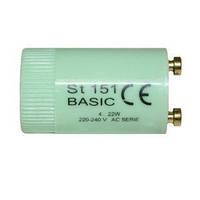 Cтартер OSRAM ST 151 BASIC 4-22Вт