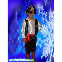 НА ПРОКАТ  Детский маскарадный костюм Пирата (Пиратки), р.116