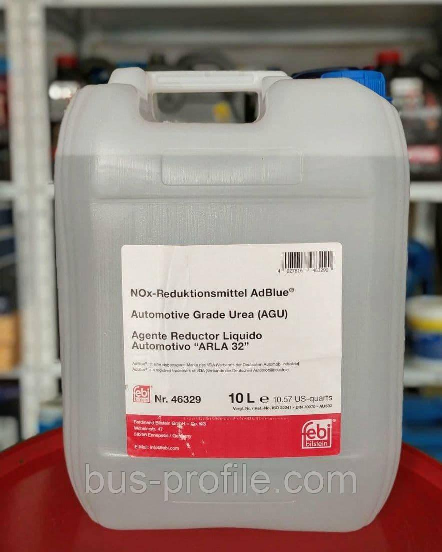 Жидкость для нейтрализации отработанных газов AdBlue (мочевина) (10L) — FEBI BILSTEIN — 46329