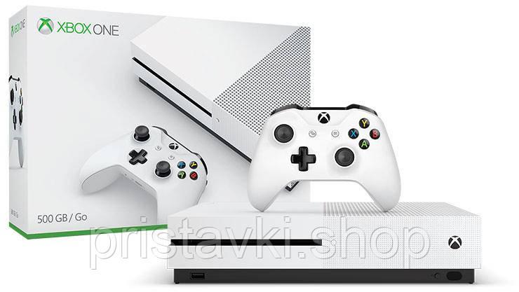 XBOX ONE S 1TB + гра