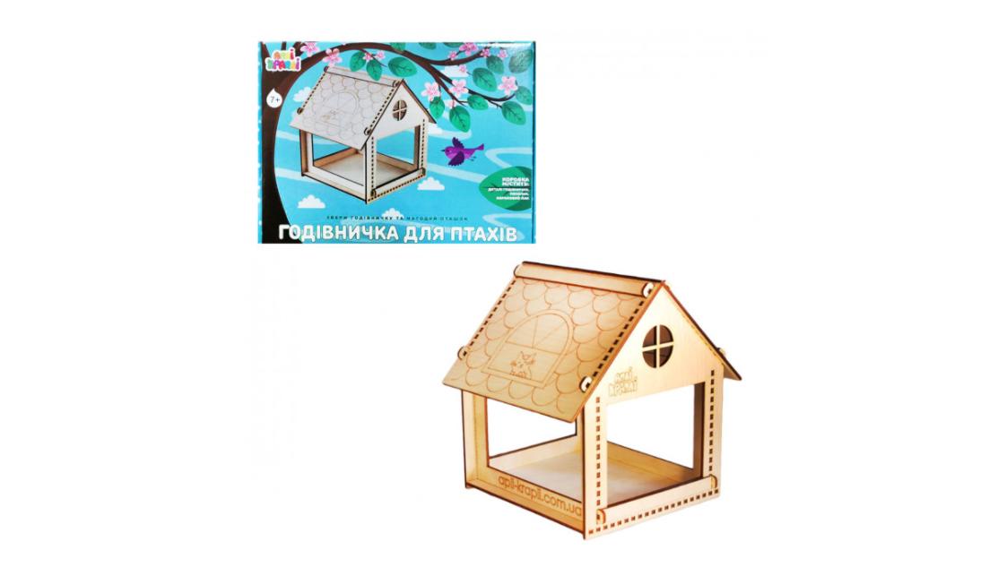 Набір для творчості Годівниця для птахів Аплі Краплі (KG-501)