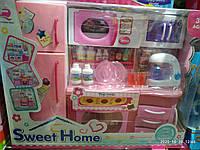 Кухня для кукол; мебель для кукол; мебель для барби; игрушечная кухня