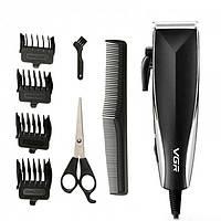 Профессиональная машинка для стрижки волос VGR V-033