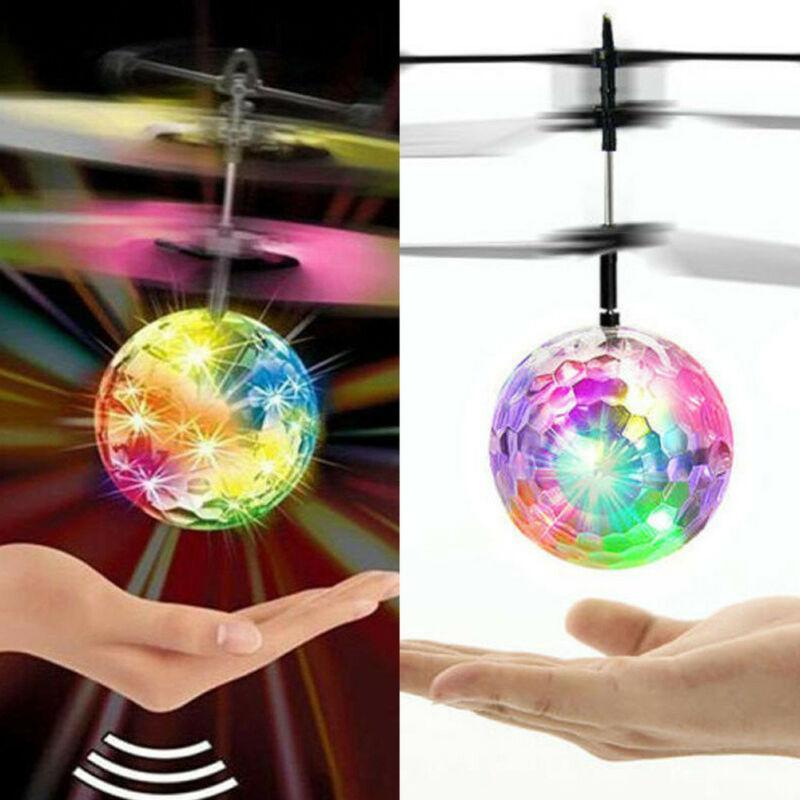 Летающий светящийся шар Induction Crystal Ball