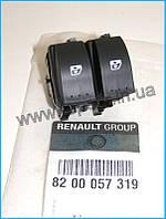 Кнопка стеклоподъемника левой двери Renault Trafic II RENAULT ОРИГИНАЛ 8200057319, фото 1