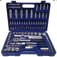 Профессиональный набор инструментов 108 pcs socket tool set набор слесарный для ремонта автомобиля