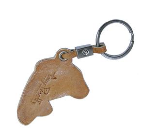 Брелок Tony Perotti кожаный Happy key DELFINO 148, фото 2