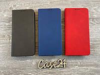 Кожаный чехол книжка Wave Flip case на Realme 7 Pro (3 цвета), фото 1