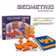 Развивающая настольная игра Geometric GT274413