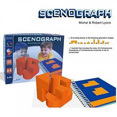 Развивающая настольная игра Scenograph GT274412