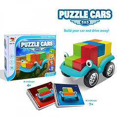 Развивающая настольная игра Puzzle Cars GT291082