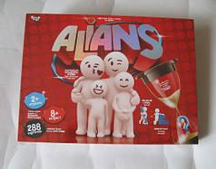 Веселая настольная игра Alians G-ALN-01