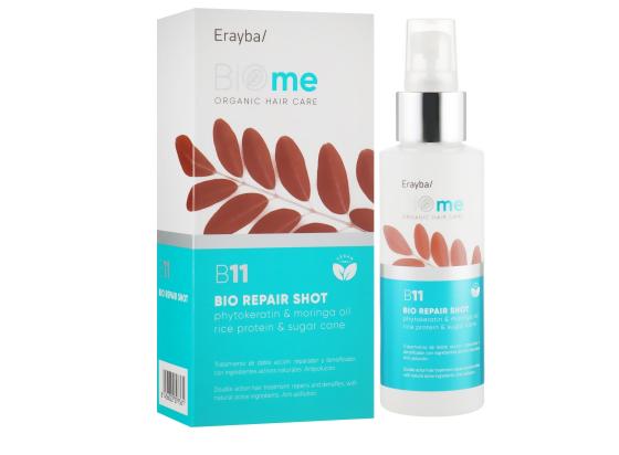 Биолосьон для волос Erayba BIOme Bio Repair Shot B11 100 мл