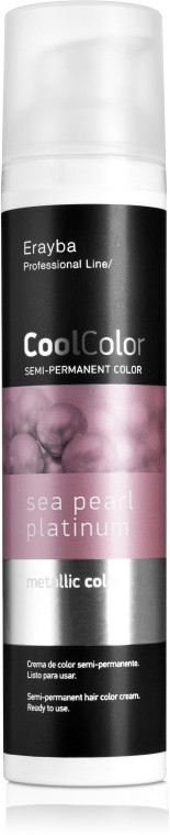 Прямой пигмент Coolcolor Erayba E C01 100 мл